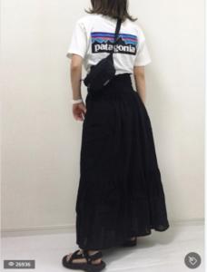 30代女性マキシスカートに関する参考画像