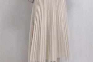チュールスカートに関する参考画像