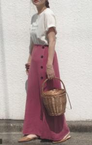 サンダルの30代女性向けコーディネートに関する参考画像