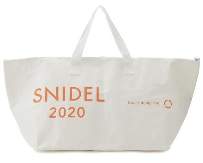 スナイデル福袋の中身ネタバレに関する参考画像