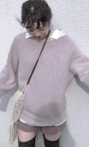 ピンクのショートパンツコーデに関する参考画像