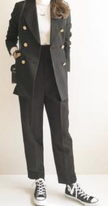 レディースジャケットのコーデに関する参考画像