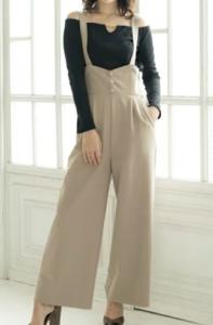 ランチ合コン山本美月の衣装ブランドに関する参考画像