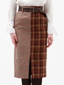 シロクロ清野奈名の衣装ブランドに関する参考画像