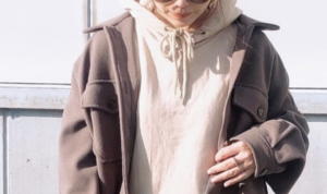 シャツジャケットのコーデに関する参考画像