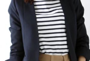 サマージャケットのコーデに関する参考画像