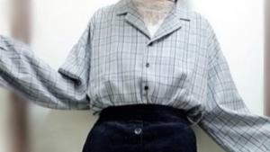 開襟シャツのコーデに関する参考画像