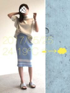2020夏向けシャワーサンダル青・ブルーコーデに関する参考画像