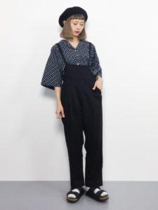 【2020年夏】レディースカジュアルシャツの人気色別コーデの参考画像