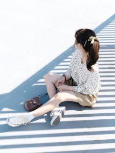 【2020年春】レディースショートパンツの人気色別コーデの参考画像