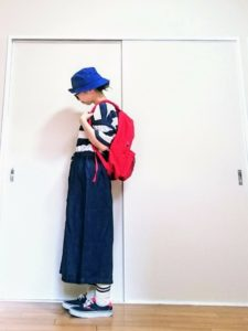 【2020年夏】レディースバケットハットの人気色別コーデの参考画像