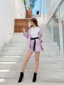 【2020年夏】レディースショートパンツの人気色別コーデや組み合わせ!トレンドや30代女性向けの合わせ方!