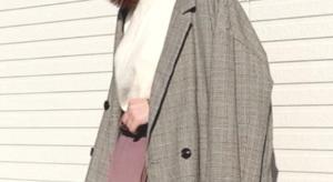 テーラードジャケットのコーデに関する参考画像