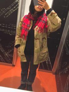 【2020年秋】ミリタリーブーツの30代レディース向け流行コーデ!女性のおすすめ着こなし方!