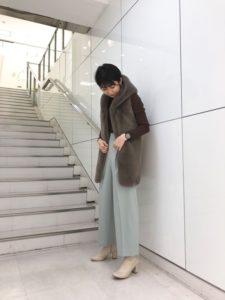 【2020年秋】ファーベストの30代レディース向け色別流行コーデの参考画像