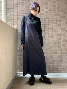 【2020年秋】ファーサンダルの30代レディース向け色別流行コーデの参考画像