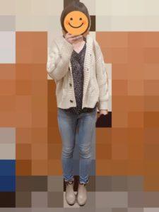 【2020年秋】レインブーツの30代レディース向け色別流行コーデの参考画像