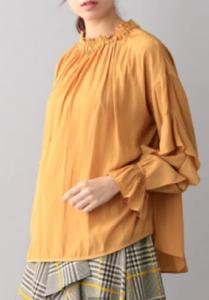 ギルティ新川優愛の衣装ブランドに関する参考画像