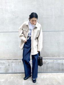 【2020年冬】レザージャケットの30代レディース向け流行コーデ!女性のおすすめ着こなし方!