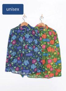 美食探偵で小芝風花さんが着用しているシャツブランドの参考画像