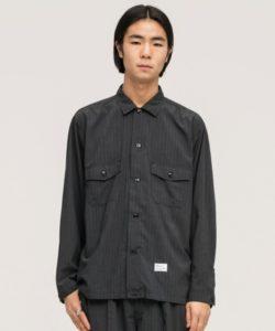 vs嵐で二宮和也さんが着用しているシャツブランドの参考画像