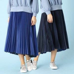 ギルティで新川優愛が着用しているスカートブランドの参考画像