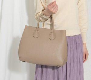 美食探偵で小池栄子が着用しているバッグブランドの参考画像