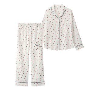 美食探偵で小芝風花さんが着用しているパジャマブランドの参考画像