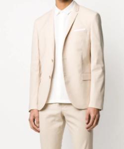 おしゃれイズム山下智久の衣装ブランドに関する参考画像