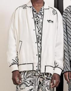 しゃべくり007中島健人の衣装ブランドに関する参考画像