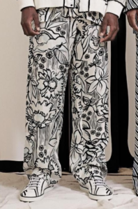 しゃべくり007平野紫耀の衣装ブランドに関する参考画像