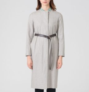 行列の女神で鈴木京香が着用しているコートブランドの参考画像