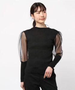 M愛すべき人がいてで安斉かれんさんが着用しているトップスブランドの参考画像