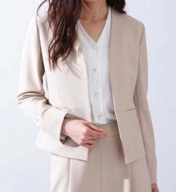行列の女神で鈴木京香が着用しているジャケットブランドの参考画像