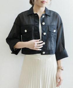 ハケンの品格で山本舞香さんが着用しているジャケットブランドの参考画像