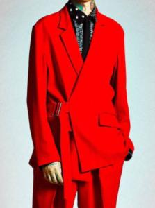 音楽の日平野紫耀の衣装ブランドに関する参考画像