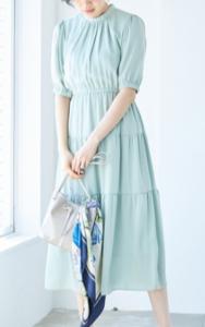 めざましテレビ永島優美の衣装ブランドに関する参考画像