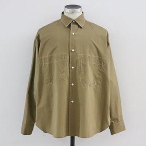 MIU404で星野源さんが着用しているシャツブランドの参考画像