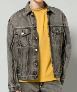 MIU404で綾野剛さんが着用しているジャケットブランドの参考画像