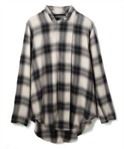 MIU404で綾野剛さんが着用しているシャツブランドの参考画像