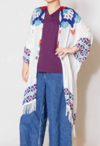 妖怪シェアハウス松本まりかの衣装ブランドに関する参考画像