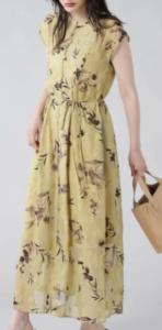 my channel白石麻衣の衣装ブランドに関する参考画像