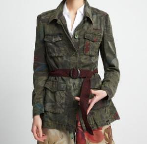 竜の道奈緒の衣装ブランドに関する参考画像