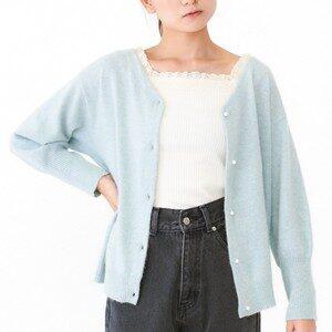 オーマイボスで上白石萌音さんが着用しているカーディガンブランドの参考画像