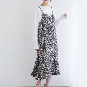 オーマイボスで上白石萌音さんが着用しているワンピースブランドの参考画像