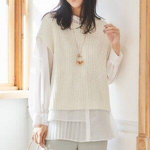 オーマイボスで上白石萌音さんが着用しているトップスブランドの参考画像