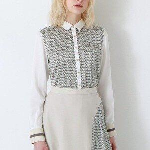 オーマイボスで上白石萌音さんが着用しているシャツブランドの参考画像